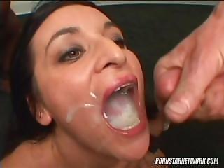 Skye Lee Swallows 11 Cumshots - Sperm Cocktail