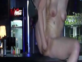 Freaky Teen Fist Fucked In Her Wrecked Pussy