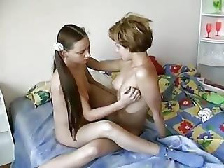 tante, lesbisk, ung