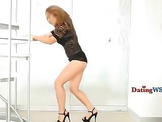 Big Ass Latina Milf Twerking Shaking Her Big Butt In A Tight Minidress !