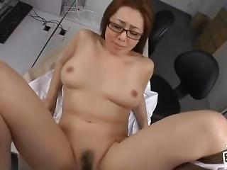 Asian In Pantyhose 7