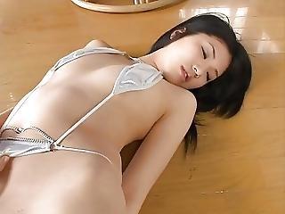 ビキニ, 日本人, ソフトコア, ティーン, 白い