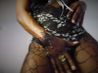 Sexy Black Ebony Goddess Desire Joi