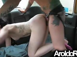 Girls Fucking Inside The Taxi