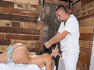 Keiran Lee Feeds Abella Danger His Engorged Cock