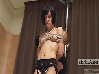 Asian, Bdsm, Bondage, Fetish, Garter, Interracial, Japanese, Lingerie, Shy, Weird