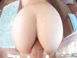 anal, cú, loira, de quatro, foder, hardcore
