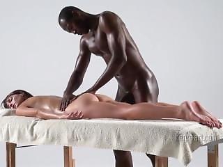 Amatoriale, Interrazziale, Massaggio, Tette Piccole