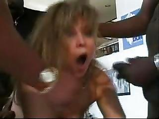 White Trash In Gangbang Part 3