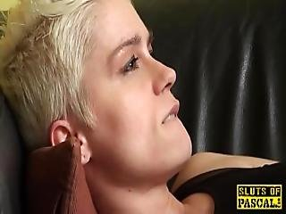 Pussyeaten Alternative English Babe Gets Fingered