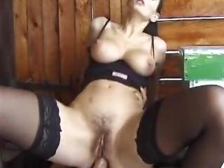 French Girl Fucked In The Snow