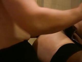 Precious Slut Kaz B Gives Orgasm Her Boyfriend With Mouth And Feet