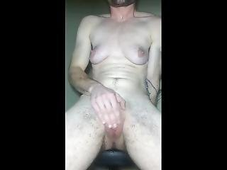 Wettest Ftm Solo Intense Orgasm Dripping Pussy