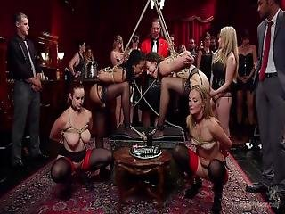 Like No Other Slave Orgy