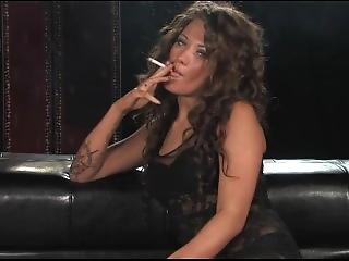 Becky Holt Smoking Again