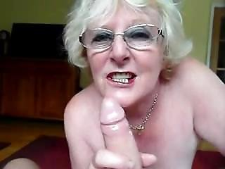 Blowjob, British, Dirty, Granny, Mature