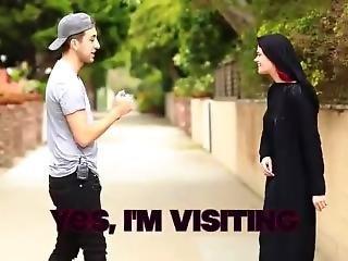 Kissing Prank - Muslim Edition