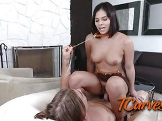 Violet Starr Provides Her Man With The Sexiest Lap Dance Ever