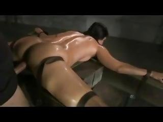 Tied Up And Fucked Very Hard Til Orgasm
