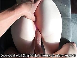 Redhead Teen With A Tight Pink Creamy Pussy - Pov - 60fps