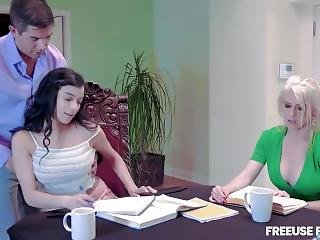 Stepdad Fuck Me While Stepmom Review My Exam