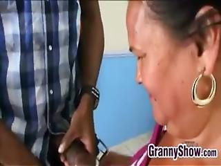 Brasileños, Abuela, Abuela, Duro, Latina