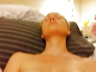 Real Mormon Wife Fingers Own Ass Cumshot On Spread Pussy