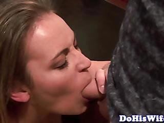 Euro Milf Facialized After Hard Sex