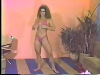 Fbb Woman Wrestling