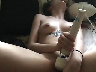 Sexy Young Slut Needs To Masturbate Homemade Young Girl