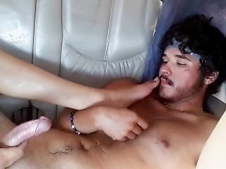 916 Bisexual Lj Gets Fingered And Loves It