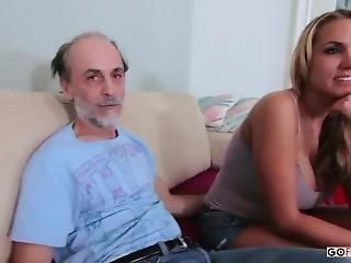 Gross Titte, Blondine, Harter Porno, Milf, Alt, Jung