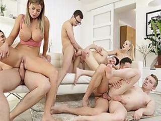 Opiskelija orgia putki