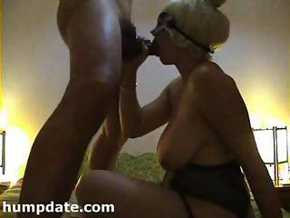 Horny Babe With Big Boobs Gets Fucked