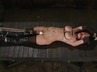Boots Bondage Stretched (dungeon Corps)