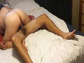 Riding That Big Dick