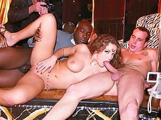 Private.com - Double Cumshot For Oksana D�harcourt