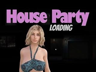 House Party Date Night With Britney Full Gameplay