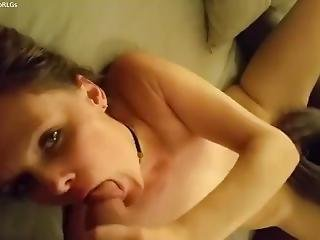 Hot Petite Wife Fucked By Big Black Cock