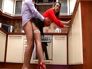 Schoolgirl Teen Amateur In Heels