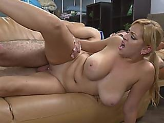 Cleaning Lady Got Some Pussy Drilling By Her Boss