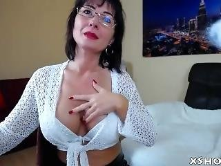 amatoriale, masturbazione, matura, milf, da sola, Adolescente, giocattoli, webcam, puttana