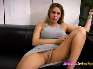 Dirty Mom Fucks Son