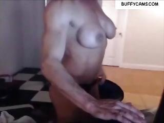 stort bryst, matur, milf, webcam