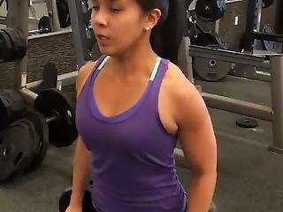 Petite Fbb With Sexy Shoulders