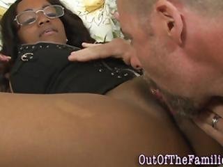Real Black Teen Licked