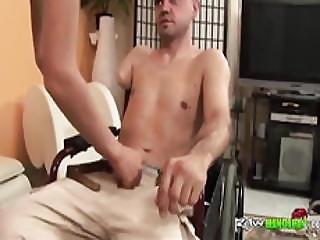 Olah Zsofia Fucking A Wheelchair Man!