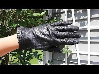 Beautiful Vintage Leather Gloves