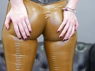 latex anální sex