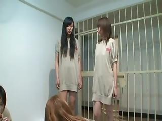 An Asian In Prison